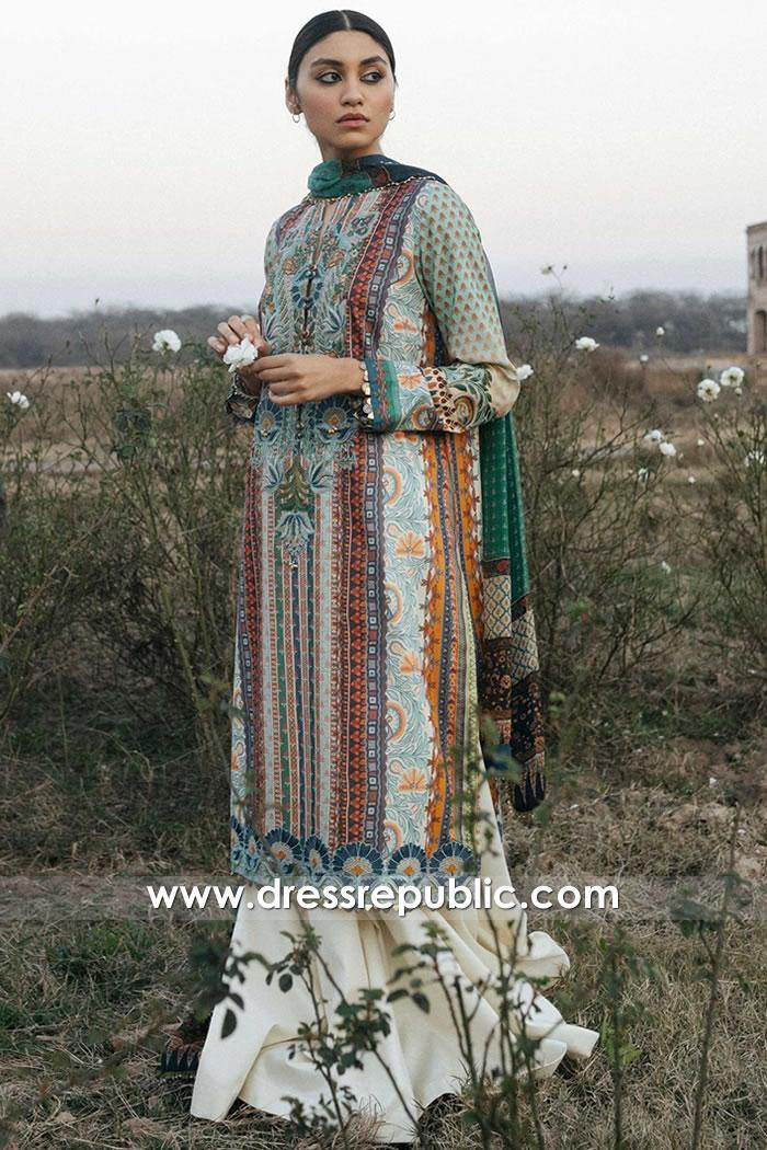 DRP1367 Zara Shahjahan Lawn 2020 Online Dublin, Cork, Galway, Ireland