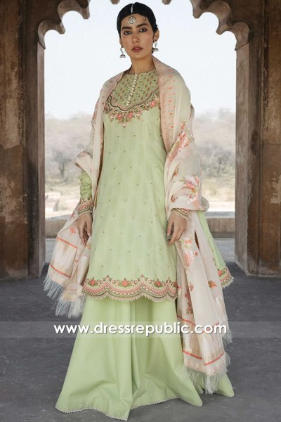 DRP1374 Zara Shahjahan Lawn 2020 Online Karachi, Lahore, Islamabad, Pakistan