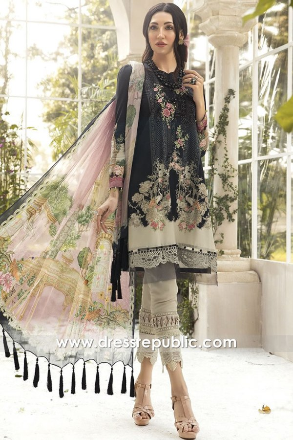 DRP1421 Maria B Mprints Summer 20 Karachi, Lahore, Islamabad, Pakistan
