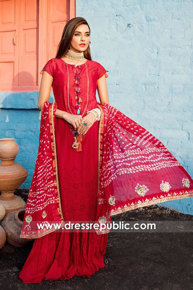 DRP1521 Al Zohaib Bandhani Collection USA, Canada, UK, Australia, Buy Online