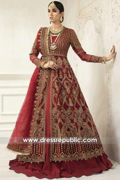 Pakistani Designer Lehenga New Zealand Buy Online Shopping