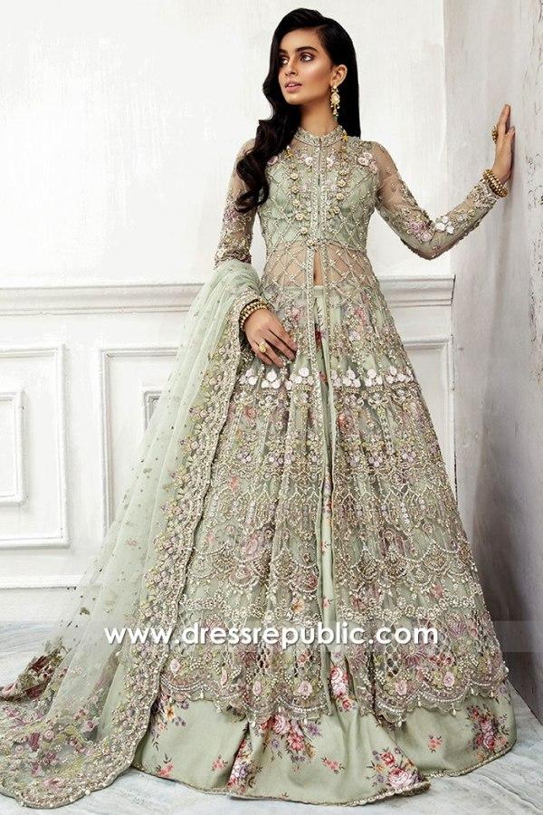 Bridal Dresses Pakistani Lehenga Choli Sharara Uk Usa Canada