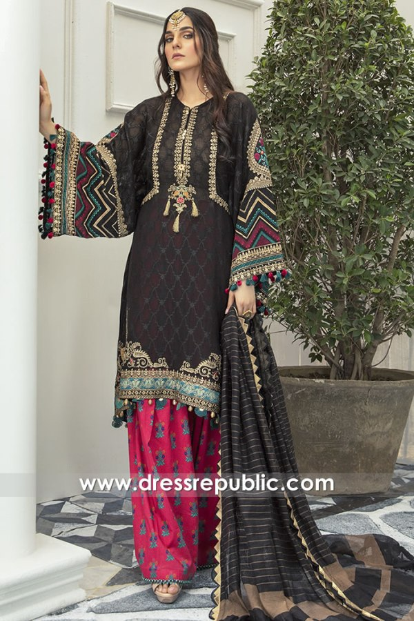 DRP1674 Maria B Lawn Eid Collection 2020 Karachi, Lahore, Islamabad, Pakistan