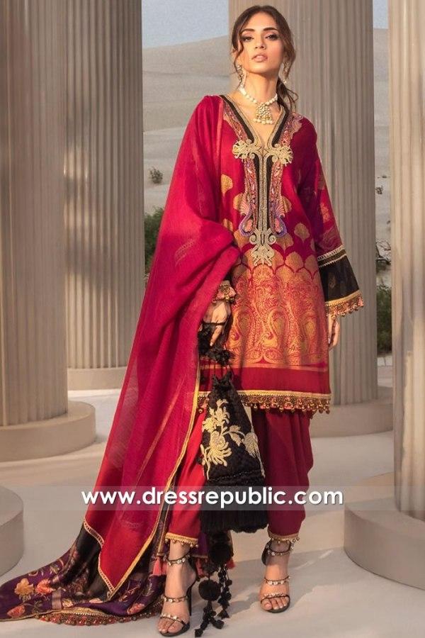 DRP1801 Sana Safinaz Kurnool 2020 UK Buy in London, Manchester, Birmingham