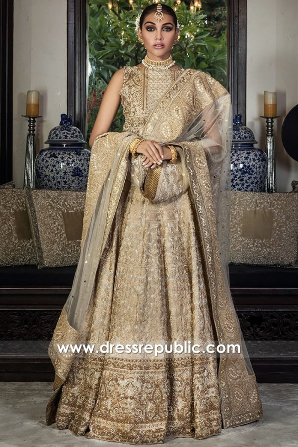 DR15928 Sigacik Bridal Anarkali Dresses 2020 Buy Online in Australia Sydney, Perth