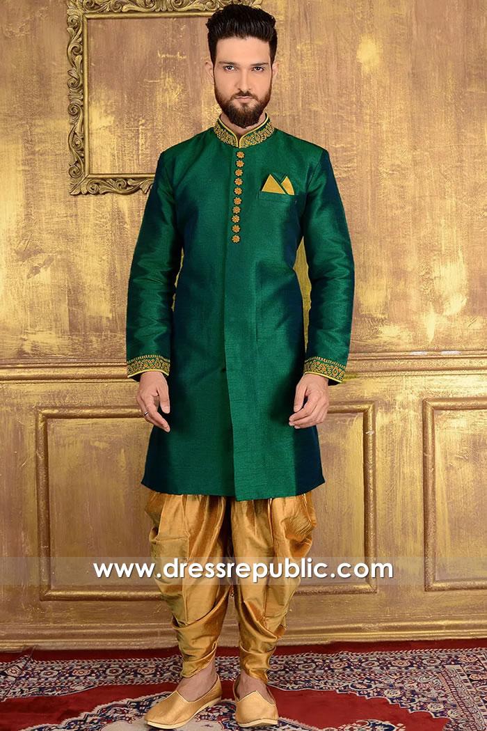 DRM5520 Indian Designer Sherwanis 2020 Buy in Toronto, Mississauga, Canada