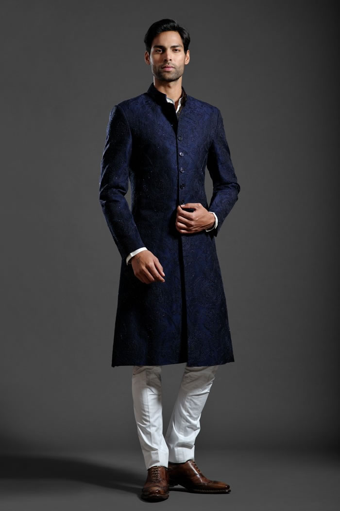 DRM5537 Designer Sherwani Los Angeles, California 2020 Buy Online Shopping