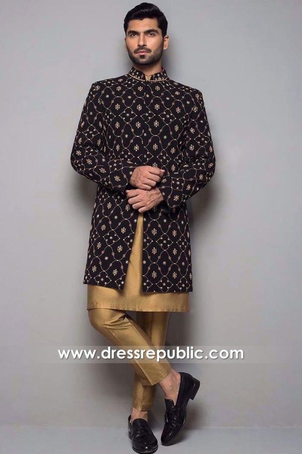 DRM5550 Wedding Sherwani by HSY Hassan Sheheryar Yasin 2020 USA, Canada