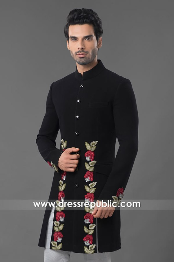 DRM5559 Wedding Sherwani Buy Online in Los Angeles, San Jose, San Diego, CA