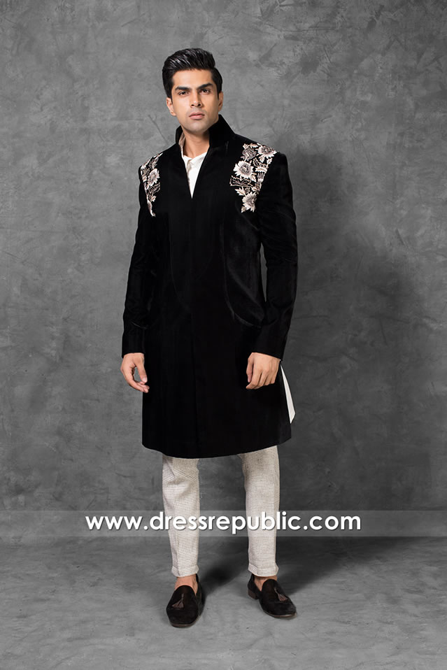 DRM5564 Sherwani Men UK Buy Online in London, Manchester, Birmingham