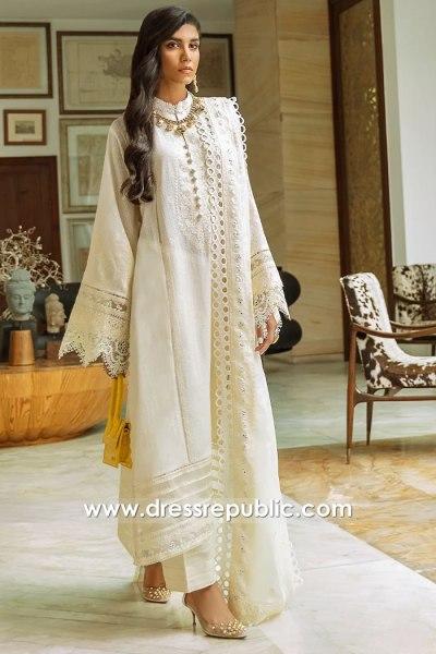 DRP1945 Zaha Modern Memsaab Stitched Price Online Karachi, Lahore, Islamabad