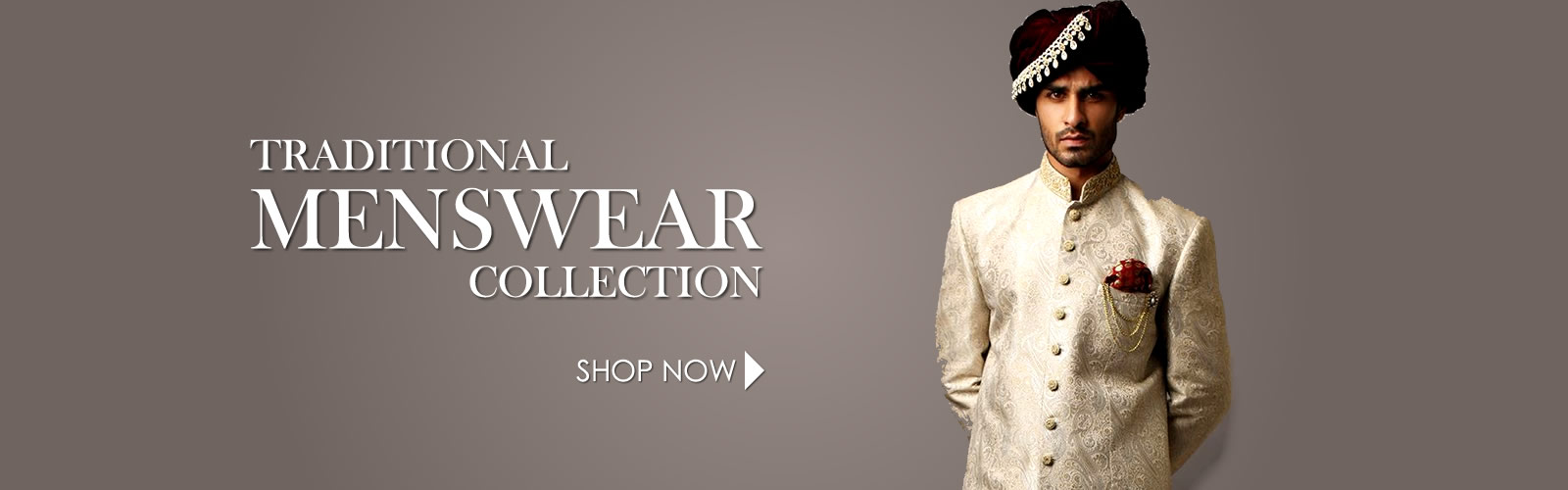 Traditional Menswear Collection