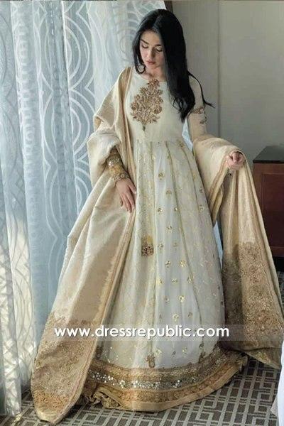 DR15984b Sarah Khan Raqs E Bismil Dresses Buy Online in USA, Canada, Australia
