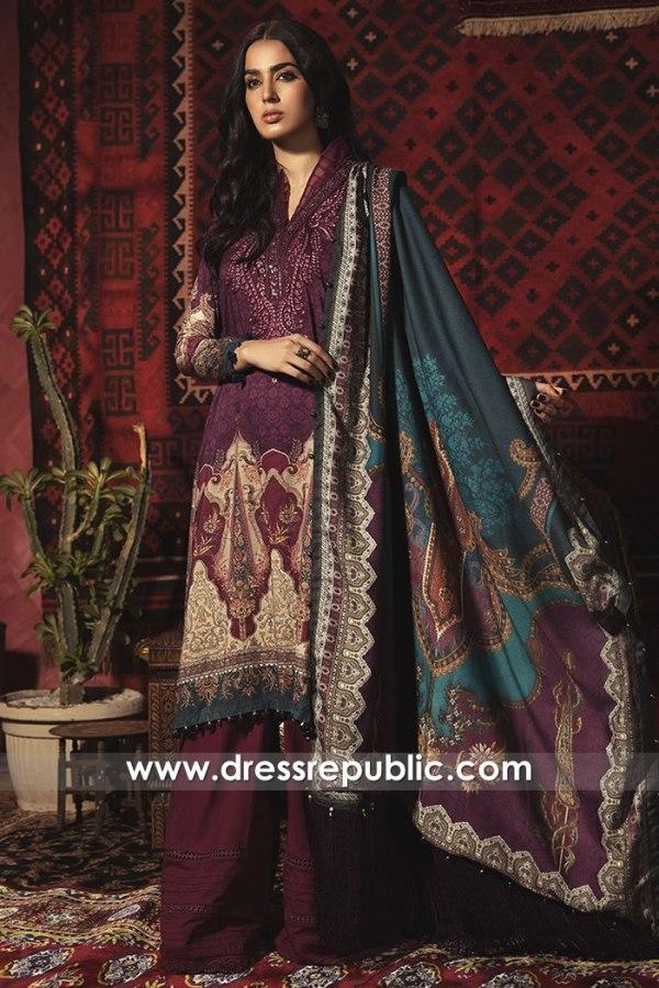 DRP2123 Maria B Mprints SS21 Sri Lanka, Bangladesh, Nepal, Maldives, Bhutan