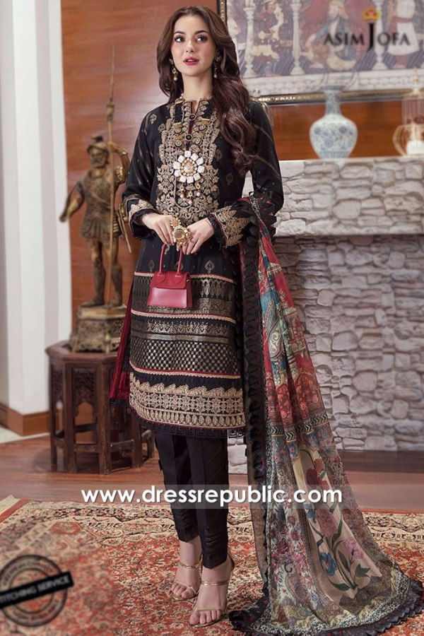 DRP2179 Asim Jofa Luxury Lawn 2021 London, Manchester, Birmingham, Leeds UK