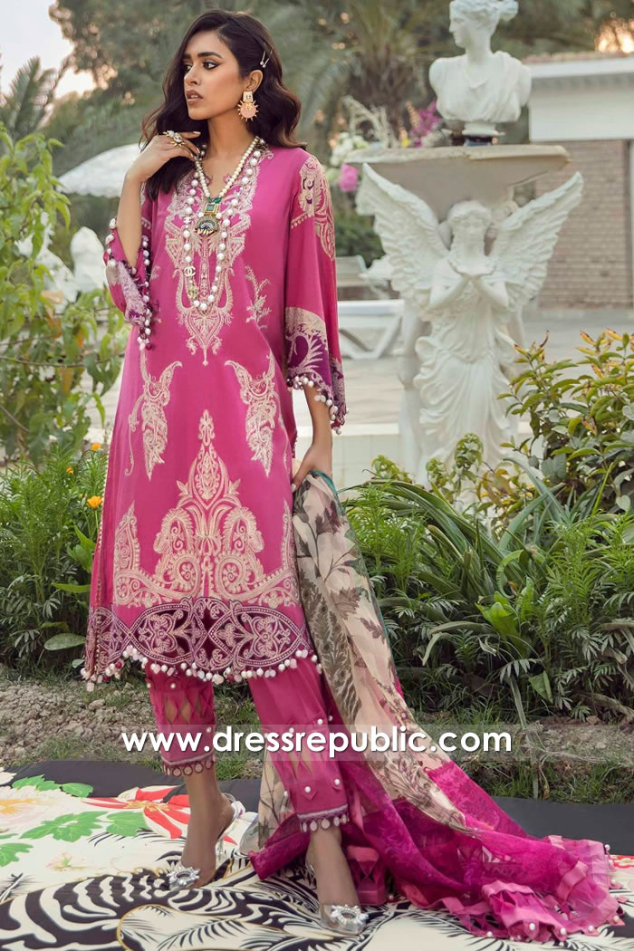 DRP2200 Sana Safinaz Muzlin 21 Stitched Price Buy in USA, Canada, UK, Australia