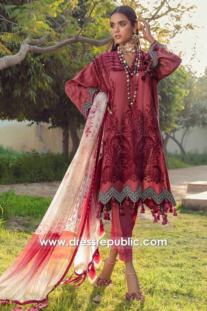 DRP2233 Pakistani Lawn Sana Safinaz Wholesale UK | Lawn Wholesalers in UK