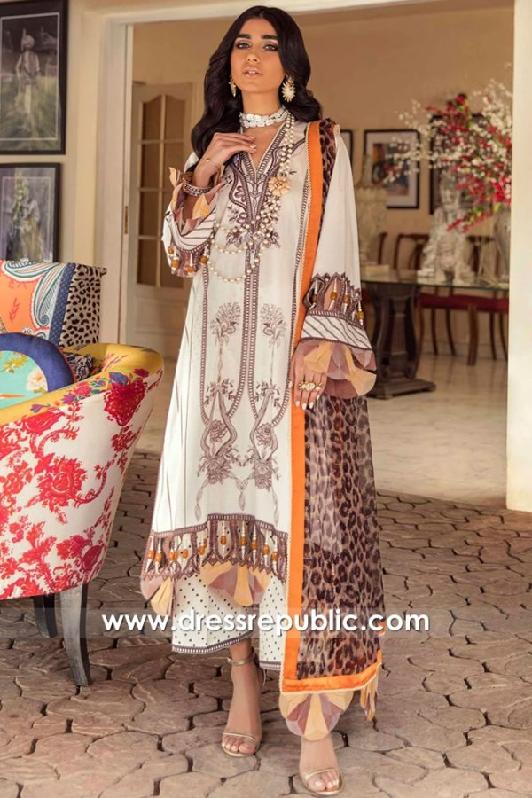 DRP2234 Sana Safinaz Stitched Dresses in Chicago | Pakistani Lawn Sana Safinaz