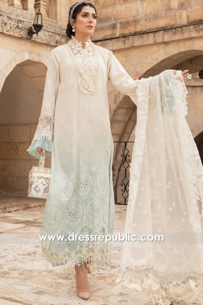 DRP2322 Maria B Lawn 2021 Pakistani Lawn Suits Shop in New York, Texas, USA