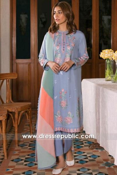 DRP2342 Dress Republic Lawn Suits 2021 Online USA, Canada, UK, Australia