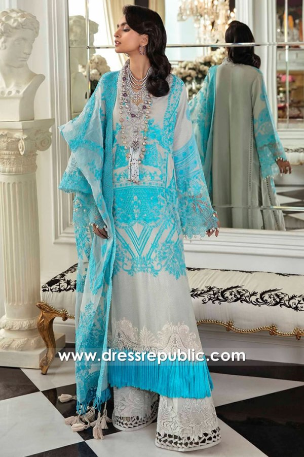DRP2380 Sana Safinaz Luxury Lawn 2021 Buy Online in USA, Canada, UK, Australia
