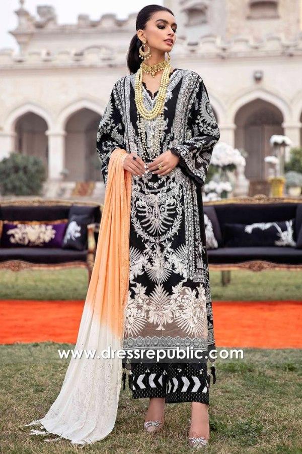 DRP2383 Sana Safinaz Lawn 2021 Los Angeles, San Jose, San Diego, Fresno, CA
