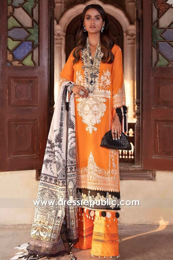 DRP2388 Sana Safinaz Lawn 2021 Canada Buy Online in Toronto, Mississauga, ON