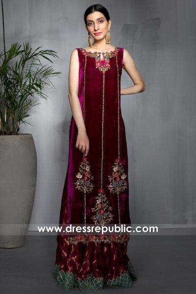 DR16024 Nickie Nina Party Dresses 2021 USA   Nickie Nina Collection Eid 2021