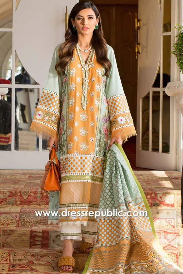 DRP2551 Crimson Luxury Lawn 21 Buy Online in France, Belgium, Germany, Italy
