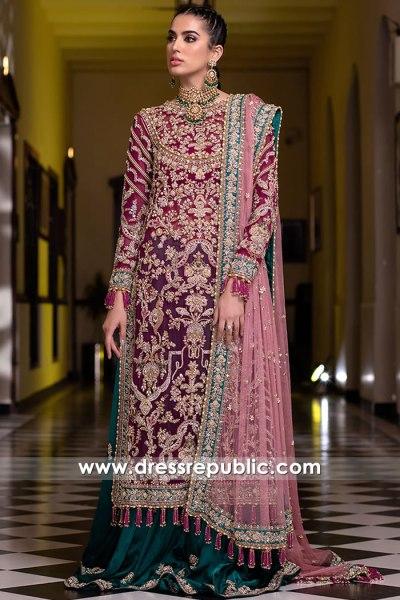 DR16085 Sara Rohale Asghar Bridal Dresses 2021 New York, New Jersey, USA