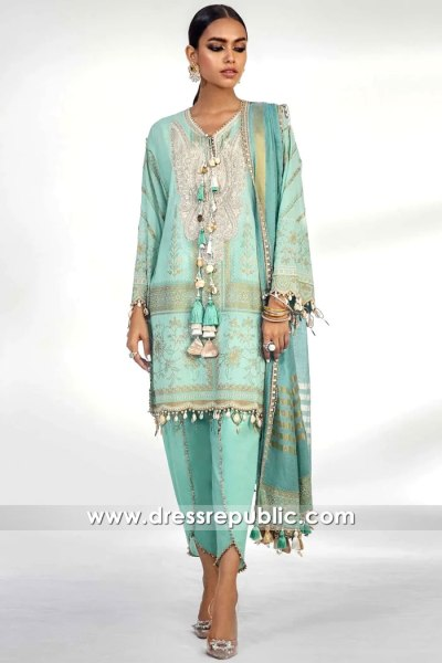 DRP2658 Sana Safinaz Kurnool Karachi, Lahore, Islamabad, Faisalabad, Pakistan