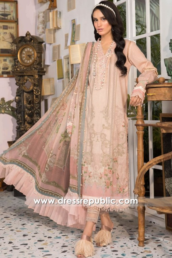 DRP2671 Maria B Mprints 2021 Eid Online Karachi, Lahore, Islamabad, Pakistan
