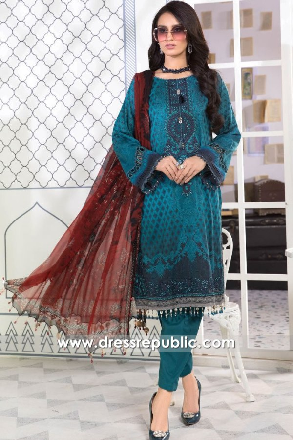 DRP2686 Maria B Mprints 2021 Eid Online Multan, Peshawar, Gilgit, Kashmir