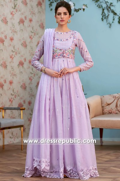 DR16096 Pakistani Designer Dresses in UK | Buy Online in England, Scotland