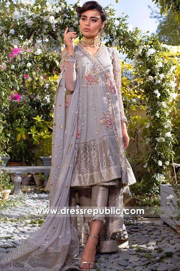 DR16163 Buy Designer Angarkha 2022 Collection in USA, Canada, UK, Australia