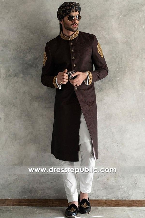 DRM5609 Dulha Sherwani New Styles Buy Online in Germany, Belgium, France
