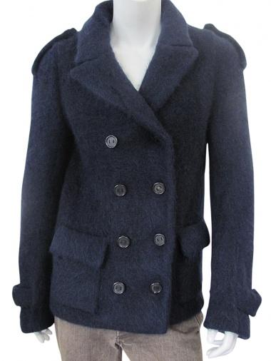 Alberto Incanuti Jacket with oblique zip