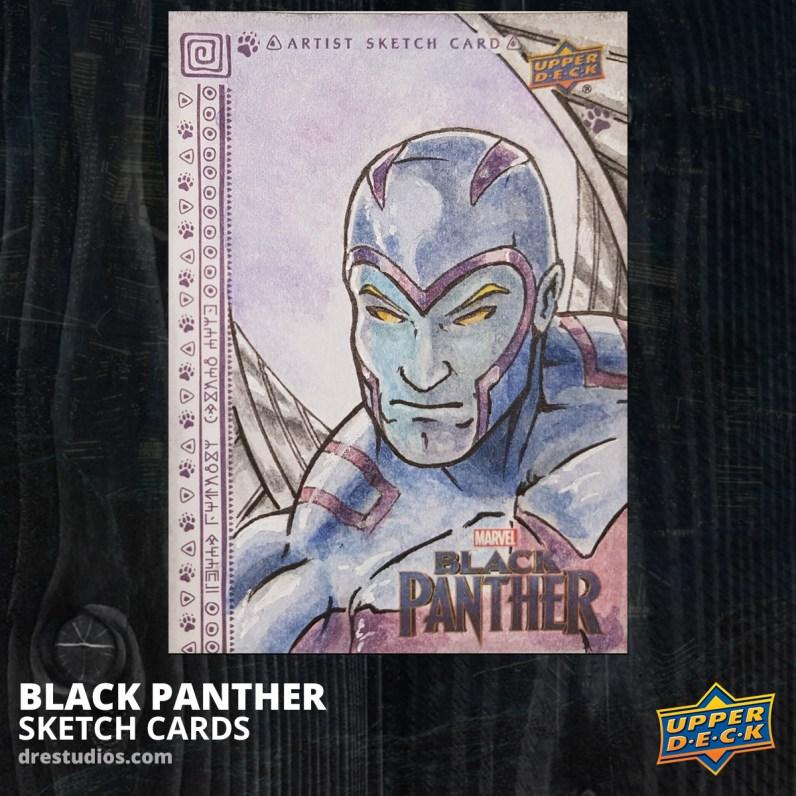 andrei-ausch-black-panther-sketch-card-archangel