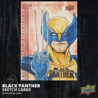 andrei-ausch-black-panther-sketch-card-wolverine