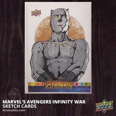 2018-upper-deck-avengers-infinity-war-sketch-card-andrei-ausch-black-panther