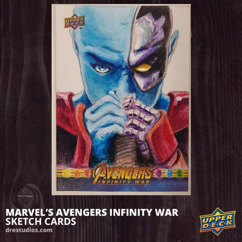 2018-upper-deck-avengers-infinity-war-sketch-card-andrei-ausch-nebula