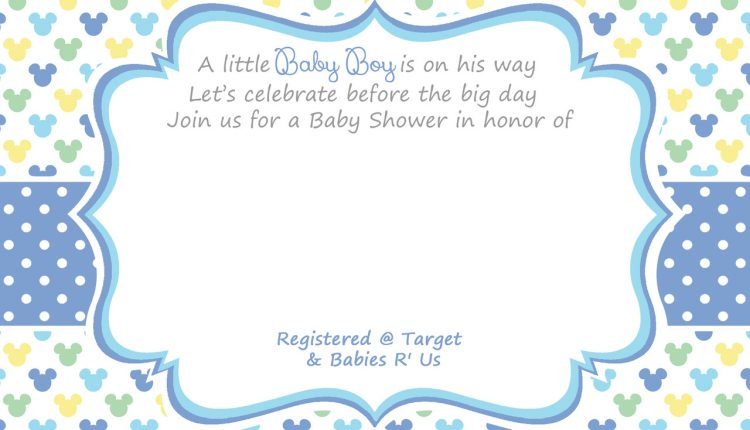 Online Printable Invitation Maker