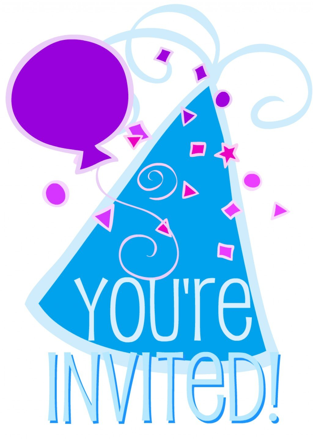 Free Printable Birthday Invitation For Adult