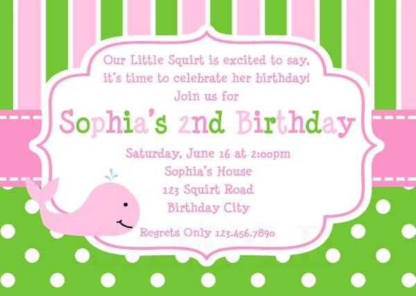 How to Design Birthday Invitations | FREE Invitation ...