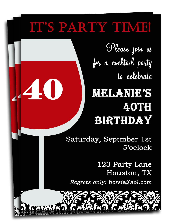 Personalised Birthday Invitations Online