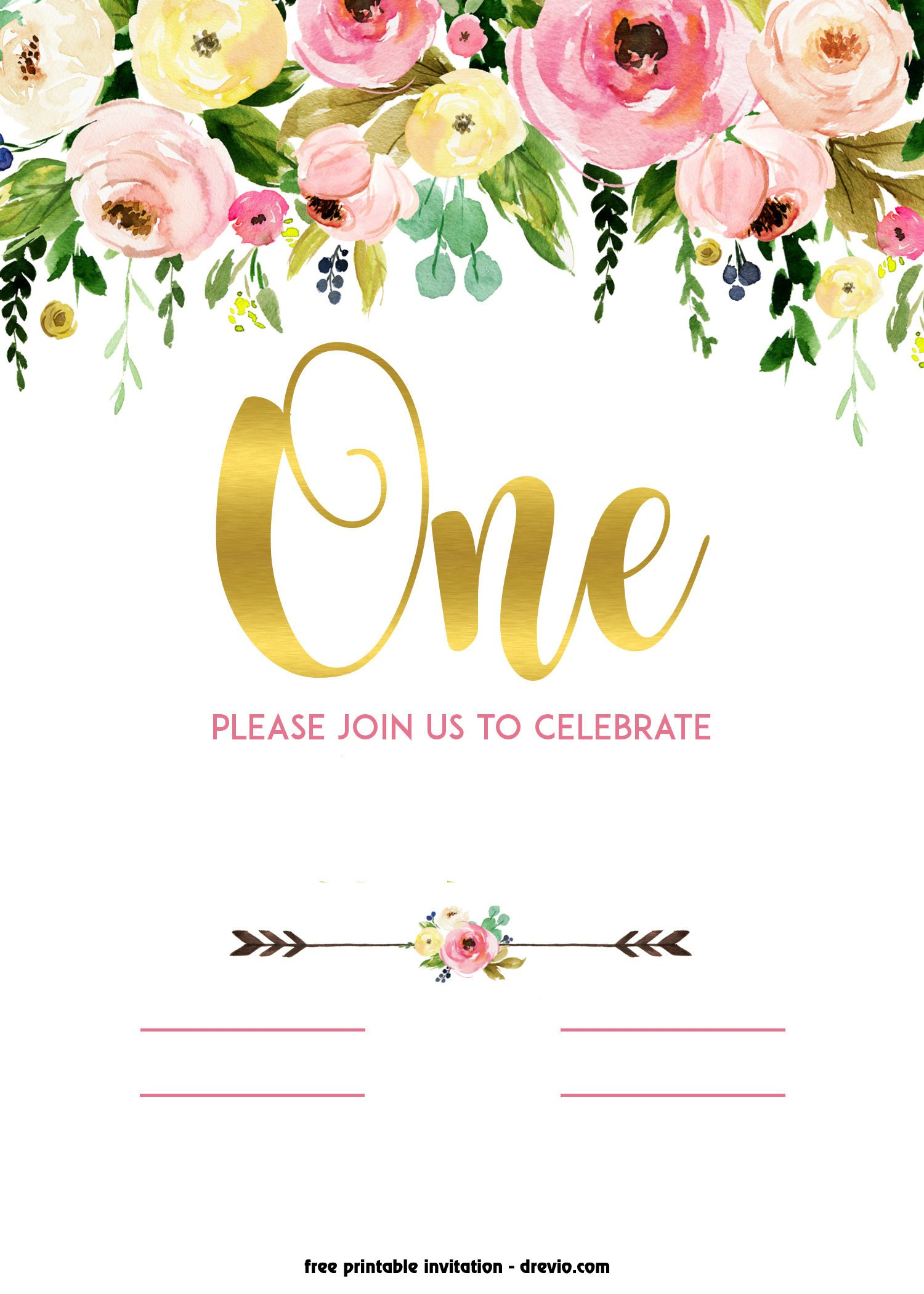 Cheap Unicorn Invitations