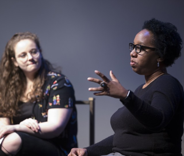 Olivia Winters C19 Moderates Pia Wilsons Talkback With Students