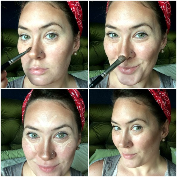 Strobing Collage (Contour&Highlight)