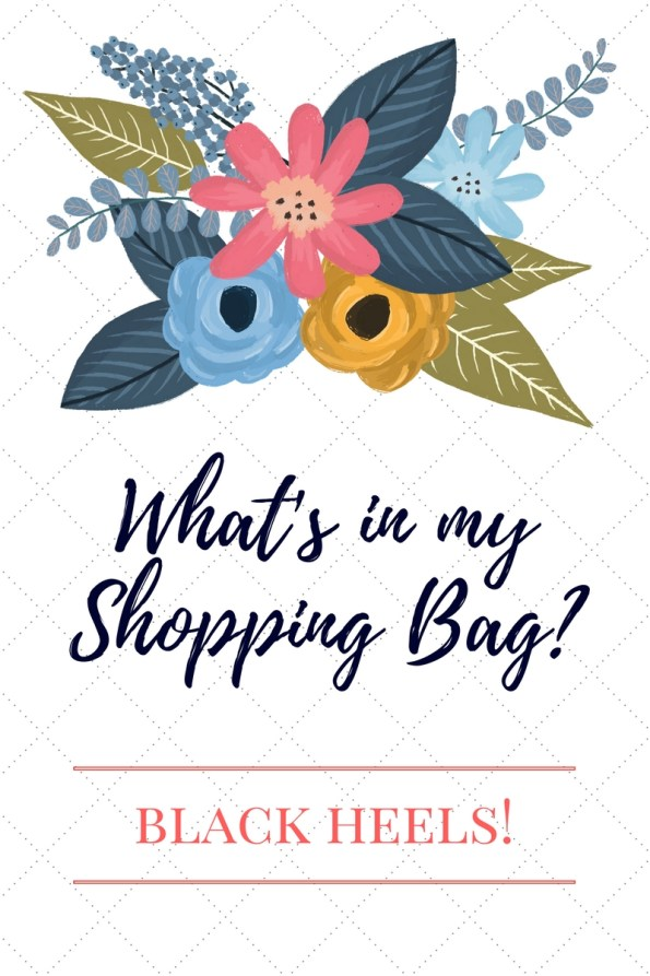Drew & Alice Shopping Bag Graphic