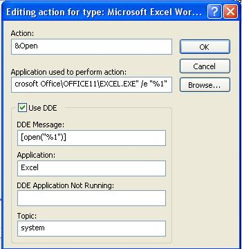 Now In The Application Used To Perform Action Field Go End And Add A Space Followed By 1 Be Sure Include Quotes You Also Need Unselect